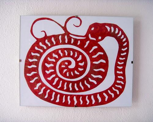 Znamení hada v roce 2013---  had