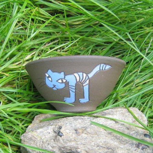 Miska modrá kočka