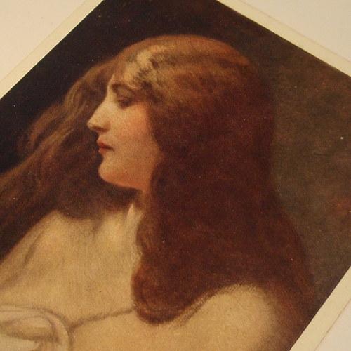 Vácha MAGDALENA - pohlednice č. 1173