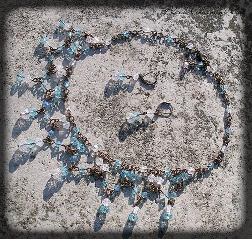 sada šperků - dárek od Rusalky