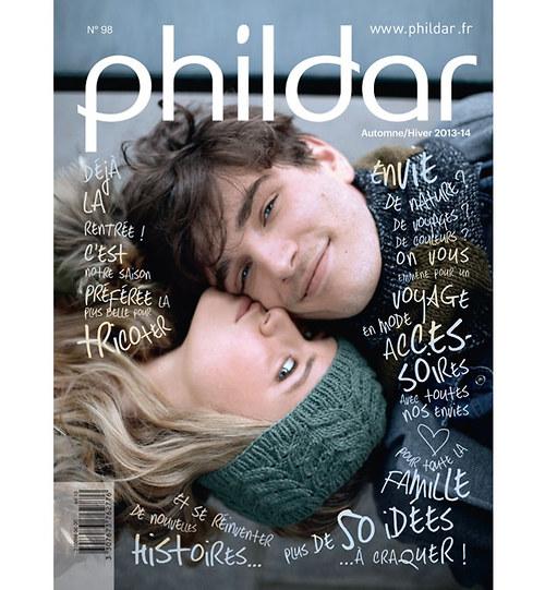 Sleva Katalog Phildar č. 98