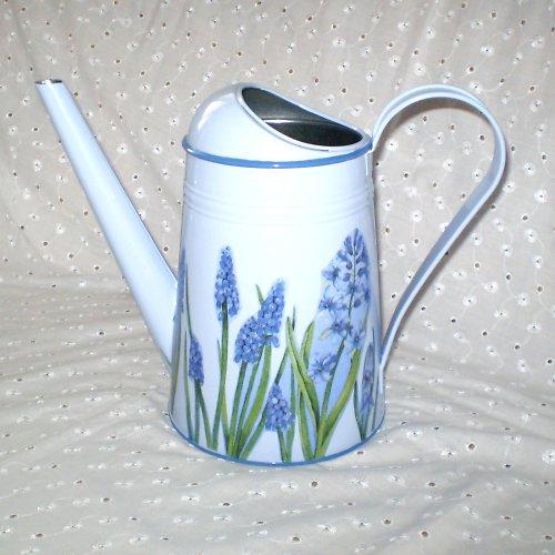 Modřencovo-hyacintová konvička
