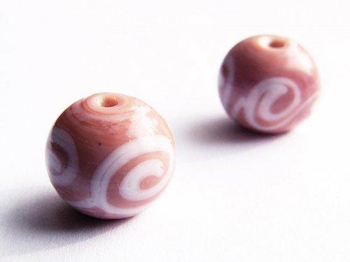 Kakaové kuličky se spirálkami ((V58))