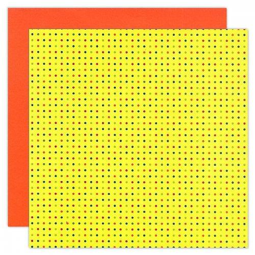Čtvrtka Bright Mini Dot