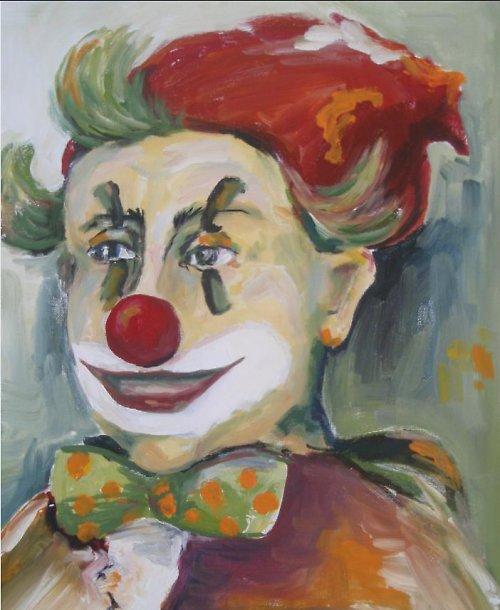 Veselý klaun