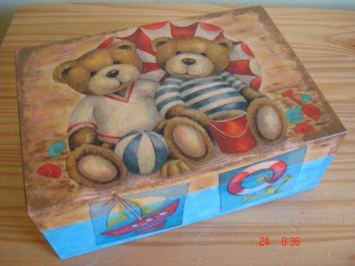 šperkovnice medvědi