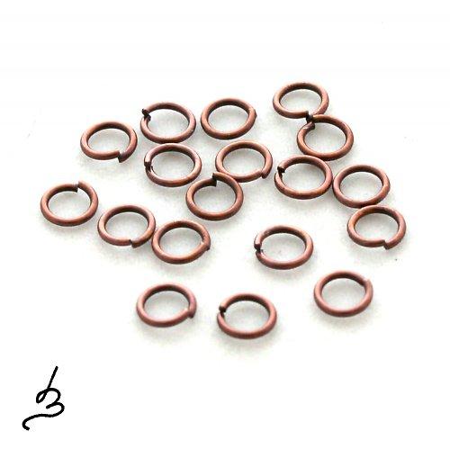 Spojovací kroužky SM 5/0,6 mm