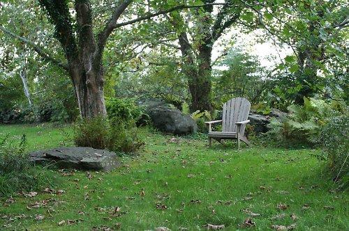 Zahrada ticha