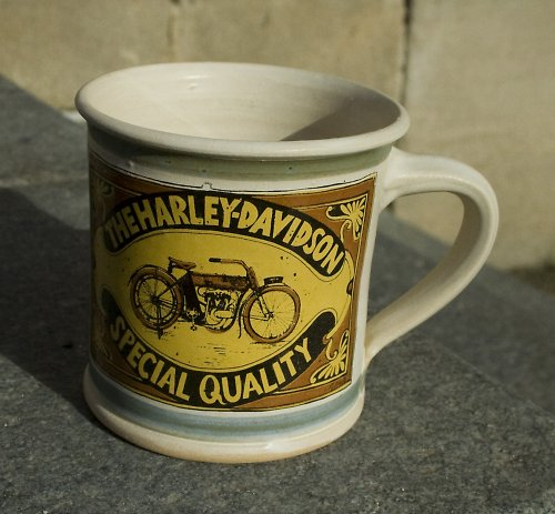 Hrnek The Harley-Davidson