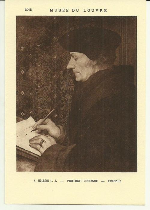 Umělecká pohlednice H.Holbein I.J.