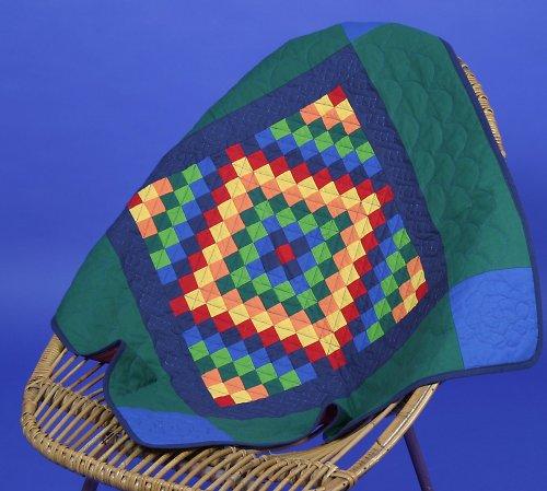 patchwork pestrobarevný