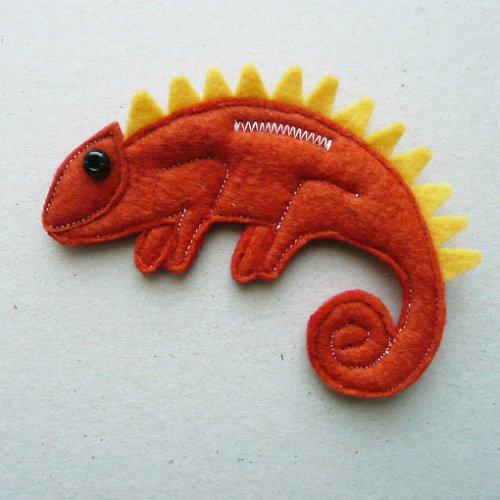 chameleon II.