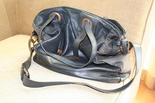 SLEVA!!! Luxusní kožená taška Francesco Biasia