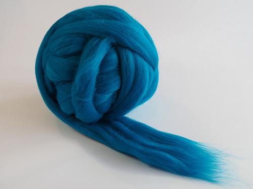 Španělská ovčí vlna - tyrkysová 20g
