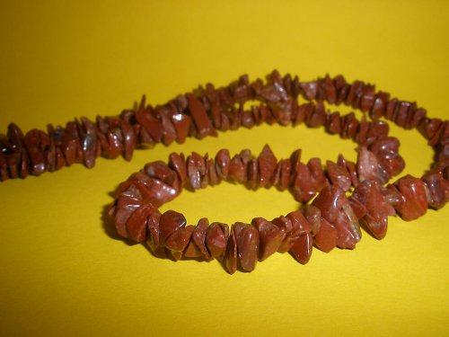 Jaspisový náhrdelník