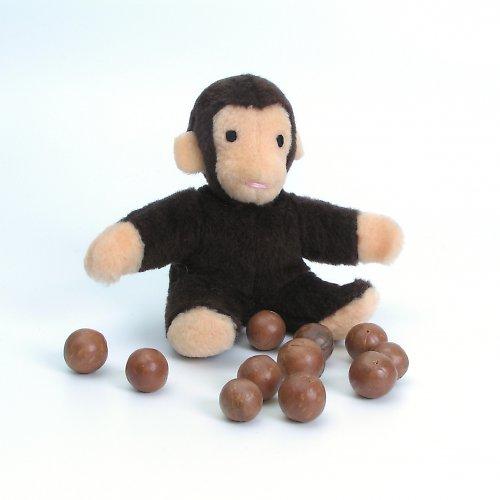 Opičátko - autorská hračka
