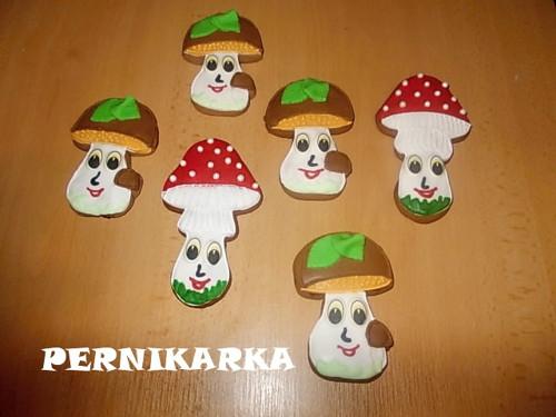 houbičky