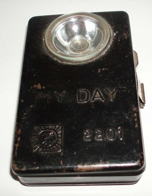 * Baterie MY DAY 2201 * 40.tá léta * FUNKČNÍ *