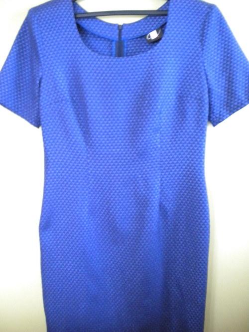 Dámské pouzdrové šaty vel. 38