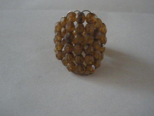 Korálkový prsten