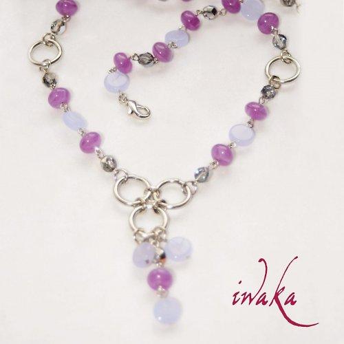 Krouzkový náhrdelník