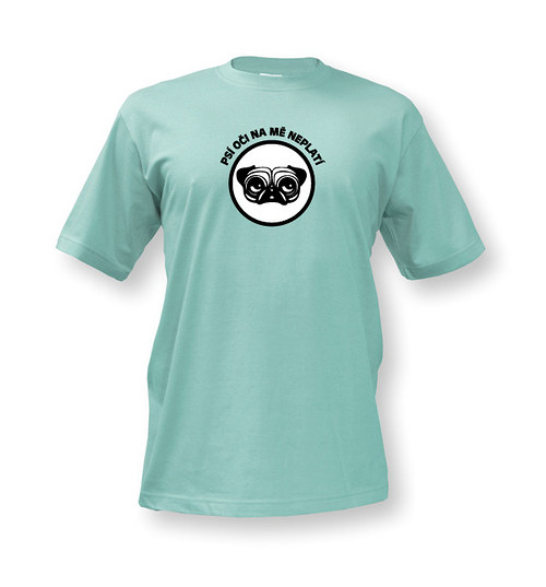 Zbytečné snažení - tričko s potiskem