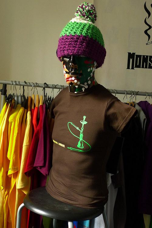 dívčí tričko s vodnicí