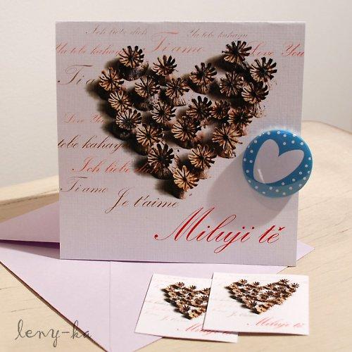 Přání z lásky II. + magnet