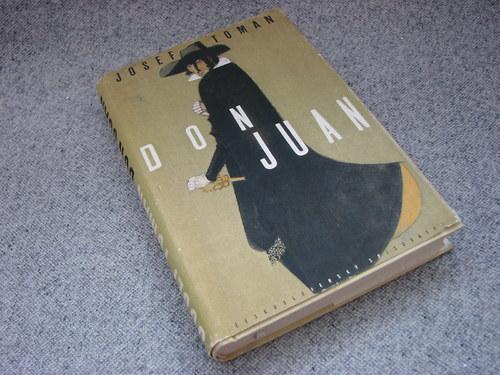 Don Juan -Život a smrt dona Miguela z Mañary, 1955