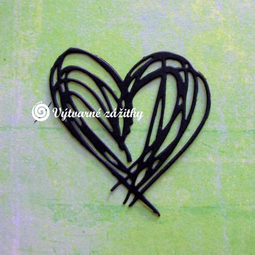 Načmárané srdce