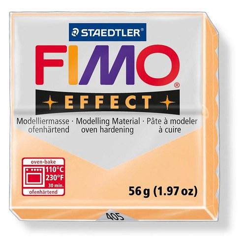 Fimo effect pastelová broskvová 405