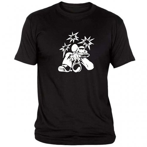 Pánské tričko PAINTBALL II - 2 barvy