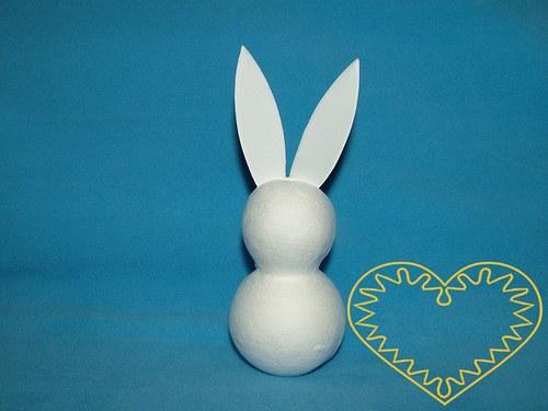 Velký bílý zajíc - 1 figurka