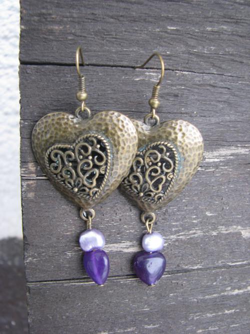 Bronzová srdce IV
