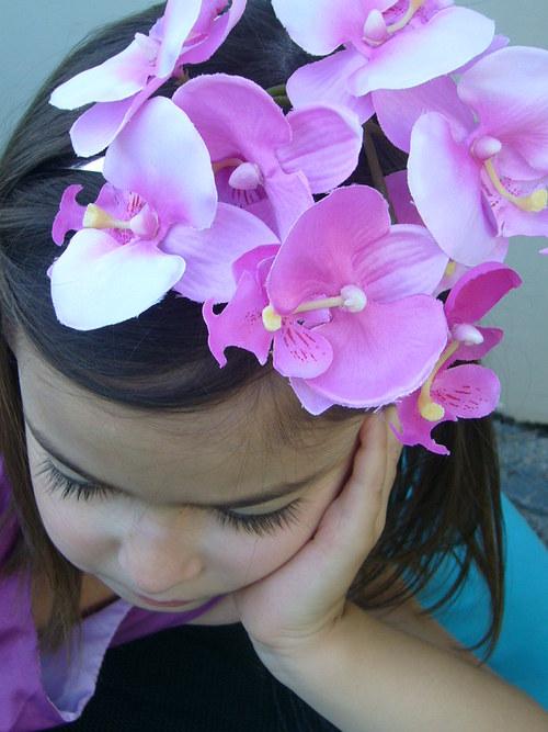 orchideová