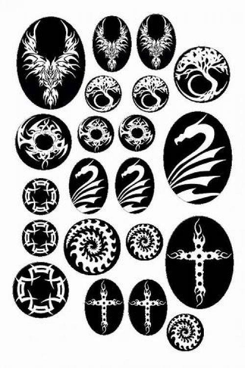 Tattoo (vzor 7)