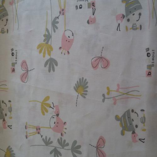 Žirafky růžové