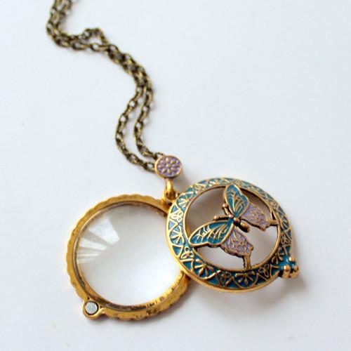 Lupa - náhrdelník