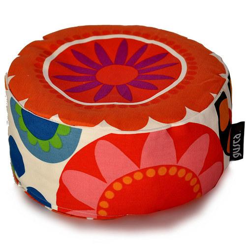 Meditační polštářek - Orange
