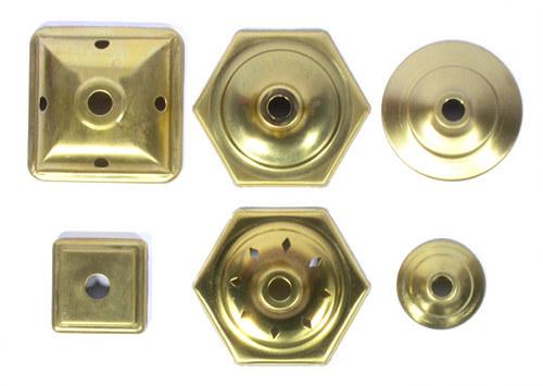 3. Kapna k lampovým konstrukcím- šestiúhelník