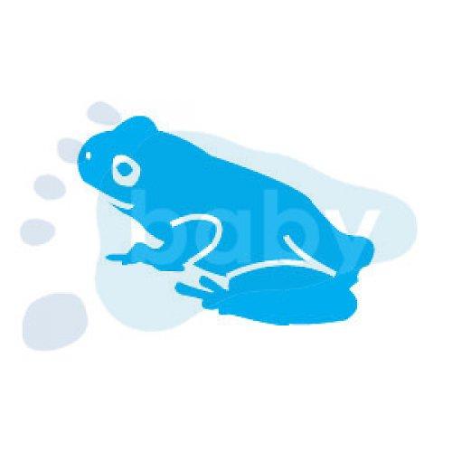 Razítko žába 10 x 7 cm