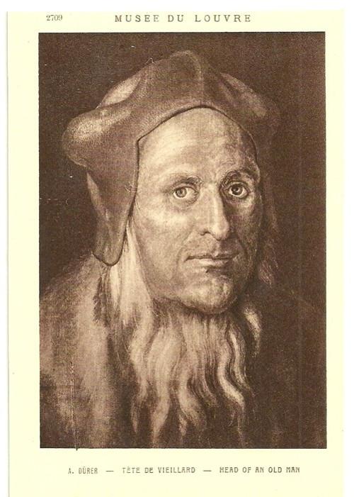 Umělecká pohlednice A.Durer