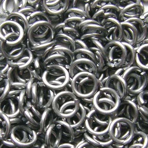 hliníkové kroužky vel. 3/3/08 100ks
