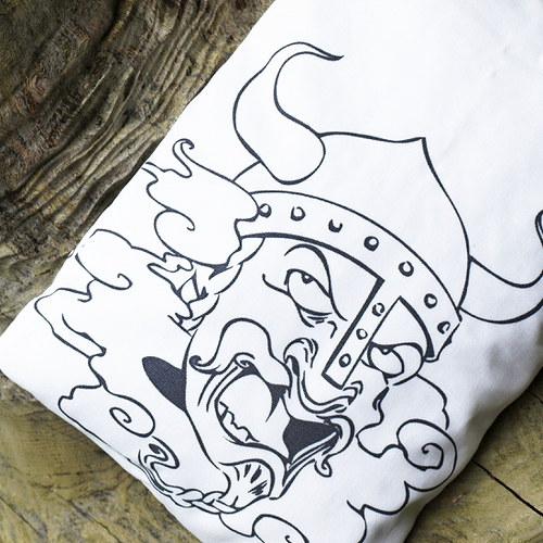 Nahřívací špaldový polštářek