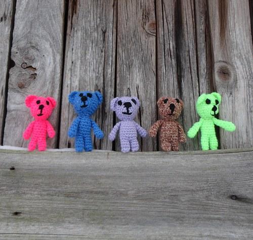 Bylo nás pět - medvídci  I.