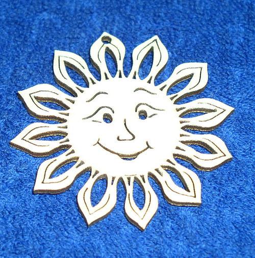 sluníčko A8