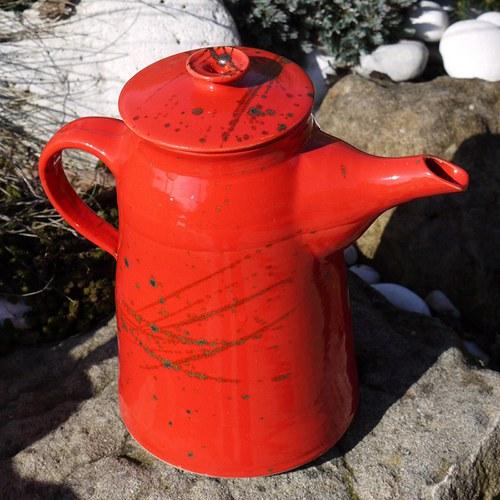Čajová konvice Zvonice 1,2l - Ohnivý rej