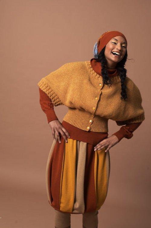 kabátek NUR - kolekce DESERT