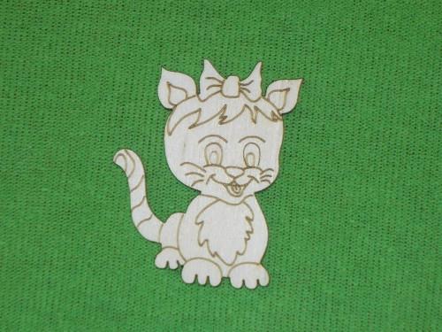 Magnetka Kočička3 velikost 7cm
