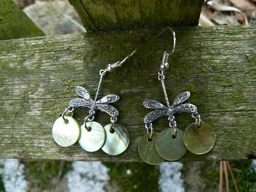 vážky s perletí